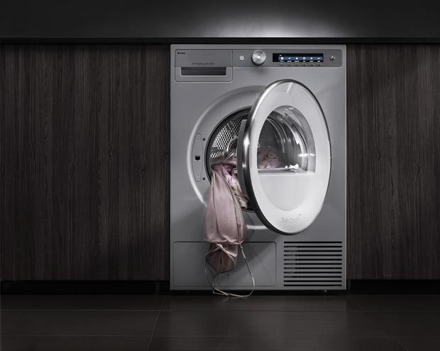 Фото №3 - Скандинавский подход: домашняя прачечная ASKO