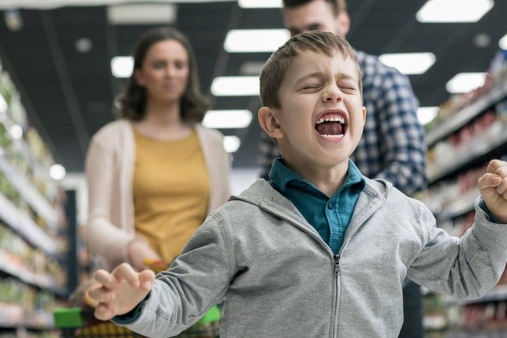 почему ребенок не слушается родителей