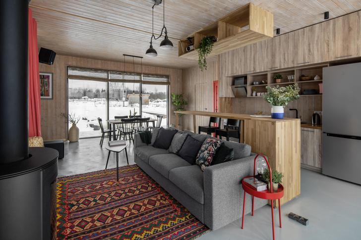 Фото №1 - Уютный гостевой дом в Карелии