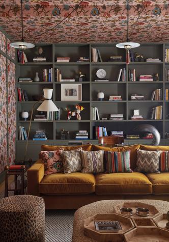 Фото №13 - Дом в Лондоне в эклектичном стиле