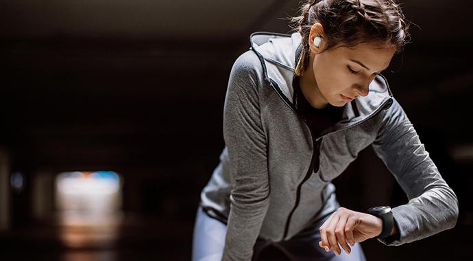 Как начать заниматься спортом, если лень