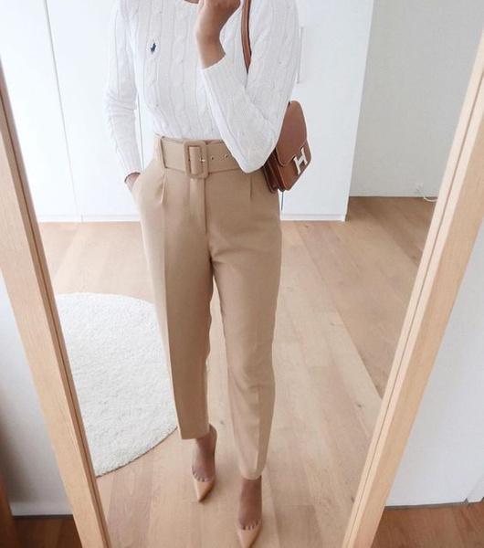 Фото №3 - Модная шпаргалка: рассказываем, как выбрать правильную длину брюк