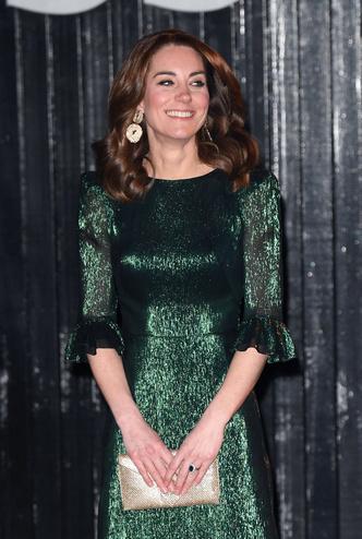 Фото №7 - 10 лучших образов герцогини Кейт в 2020 году
