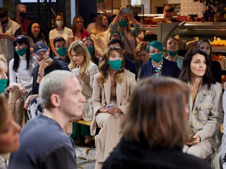 Фото №3 - ПЕРЕрождение: как прошел первый модный показ эко-коллекции «Перекрестка»