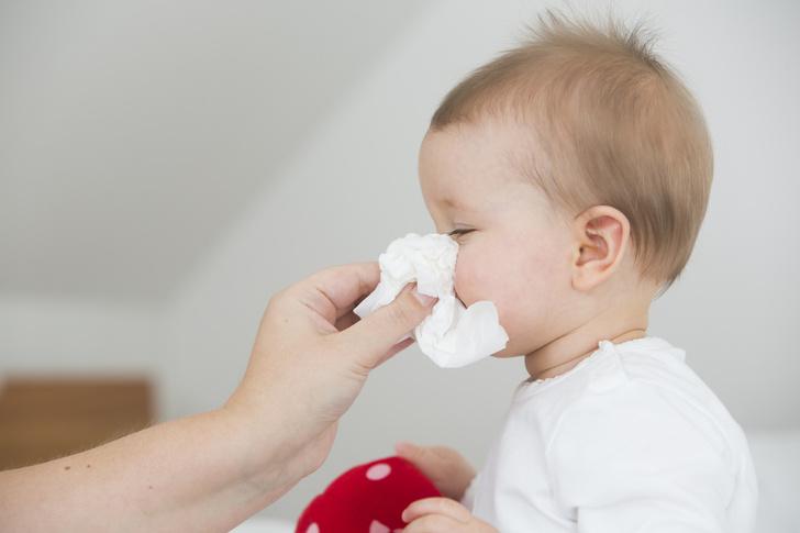 Как вылечить насморк у ребенка, доктор Комаровский