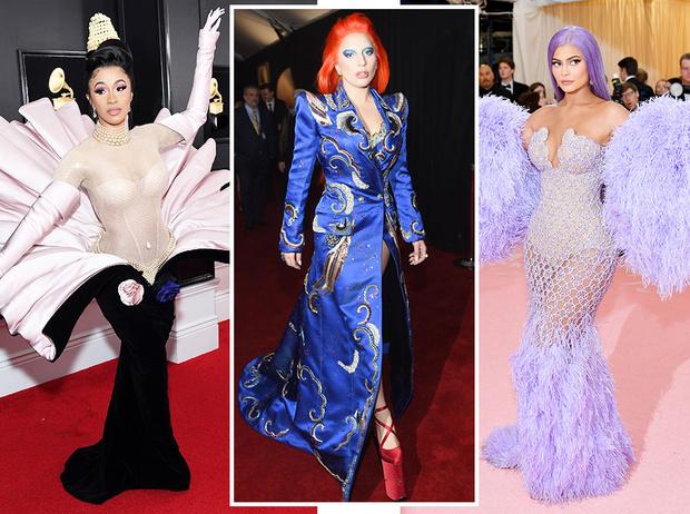 Фото №1 - Модные фрики: звезды, которые переборщили с эпатажными нарядами