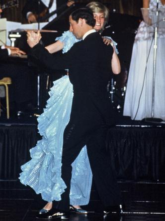 Фото №4 - Борьба, но не любовь: грустная история самого «романтичного» танца Дианы и Чарльза