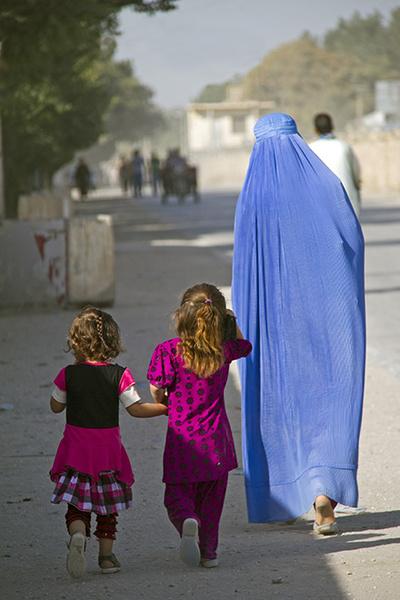 как живут женщины в странах третьего мира