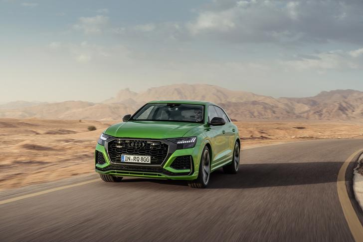 Фото №2 - Другой уровень: новые автомобили Audi