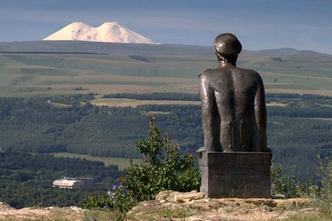 Фото №2 - Горы, воздух и Нарзан: семейный отдых и лечение в Кисловодске