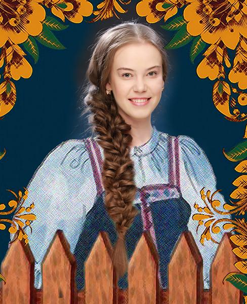 """Конкурс """"Уральская краса - длинная коса"""", фото"""
