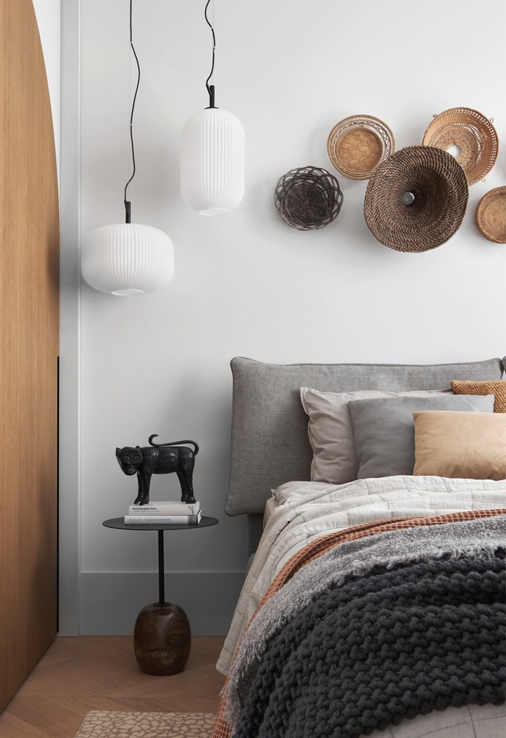 Фото №11 - Квартира в этническом стиле для мамы: проект студии Zeworkroom