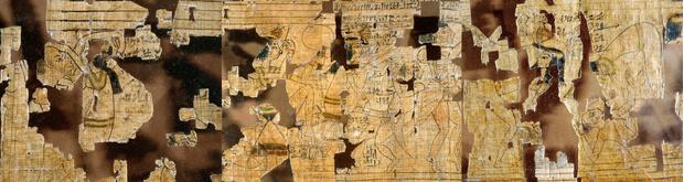 Фото №1 - Древнеегипетский эротический папирус, который из-за неприличного содержания скрывали в музее 150 лет