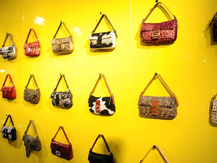 Фото №5 - Сумка-багет: от гардероба Кэрри Брэдшоу до модной классики