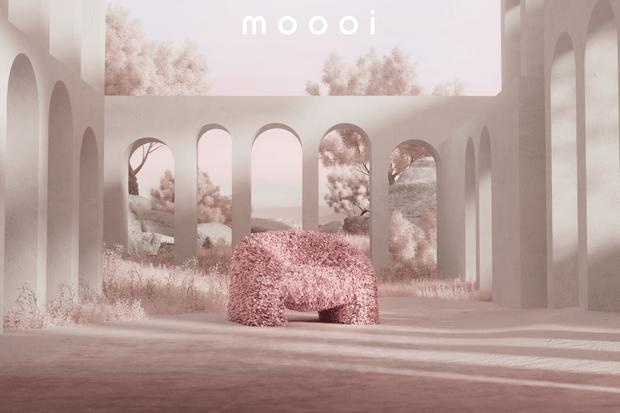 Фото №4 - Hortensia: новое кресло-цветок марки Moooi