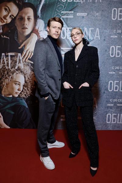 Фото №3 - Одинокая Варнава, флиртующий Ефремов и летняя Божена Рынска на закрытой премьере фильма «Общага»