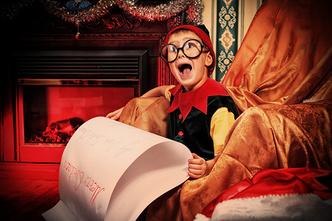 Фото №2 - Новогодний стресс: как защитить ребенка?