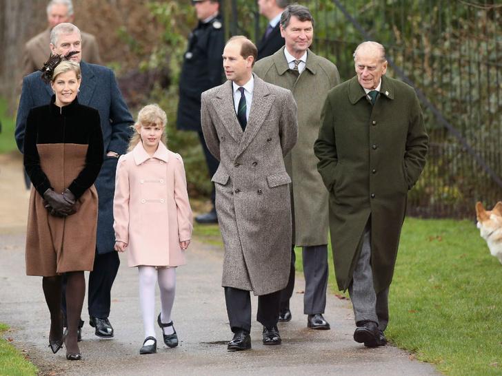 Фото №4 - Любимец дедушки: с кем из внуков у принца Филиппа сложились самые близкие отношения
