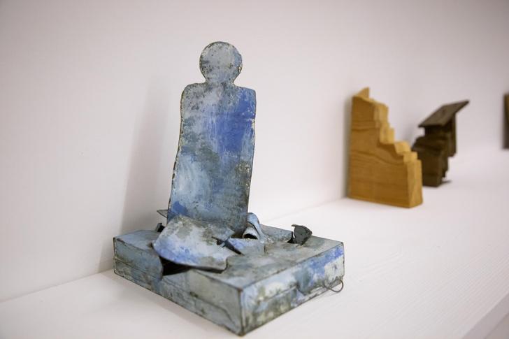 Фото №2 - «Практика, процесс, срез»: выставка Андрея Красулина в ММОМА