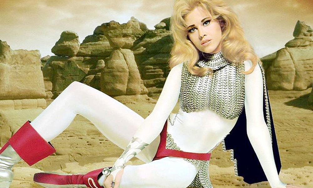 Королева аэробики Джейн Фонда: 20 фото дерзкой красавицы в молодости