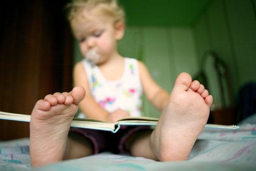 Фото №3 - Зачем ребенок портит книги?