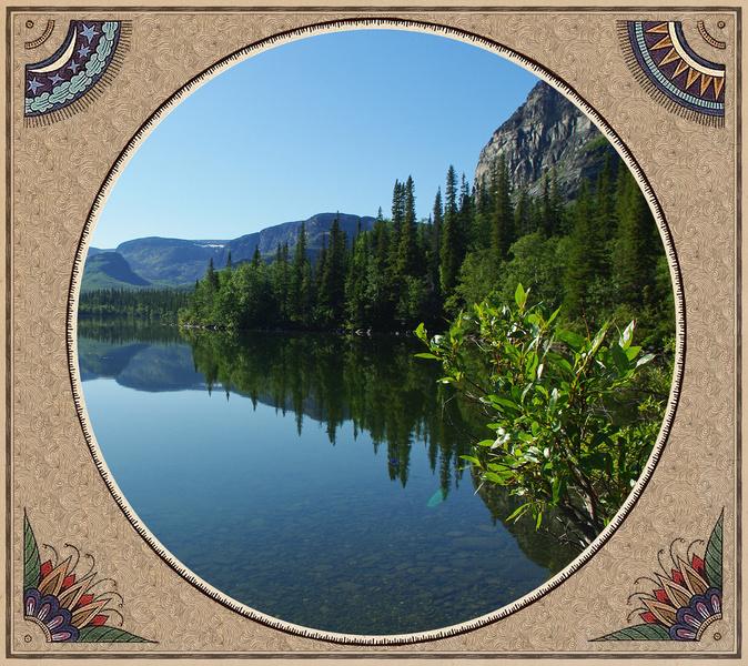 Фото №2 - Великан Куйва, белые лебеди и «танцующие» деревья: кто охраняет многовековые тайны Сейдозера