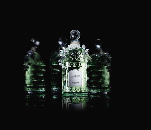 Фото №4 - Очень редкий парфюм: Guerlain привезут в Россию 230 флаконов ландышевого Muguet