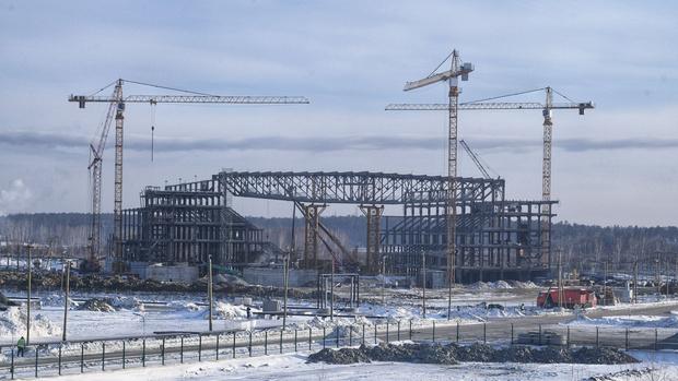 Фото №1 - В Екатеринбурге потратят 961 миллион на дорогу к деревне Универсиады