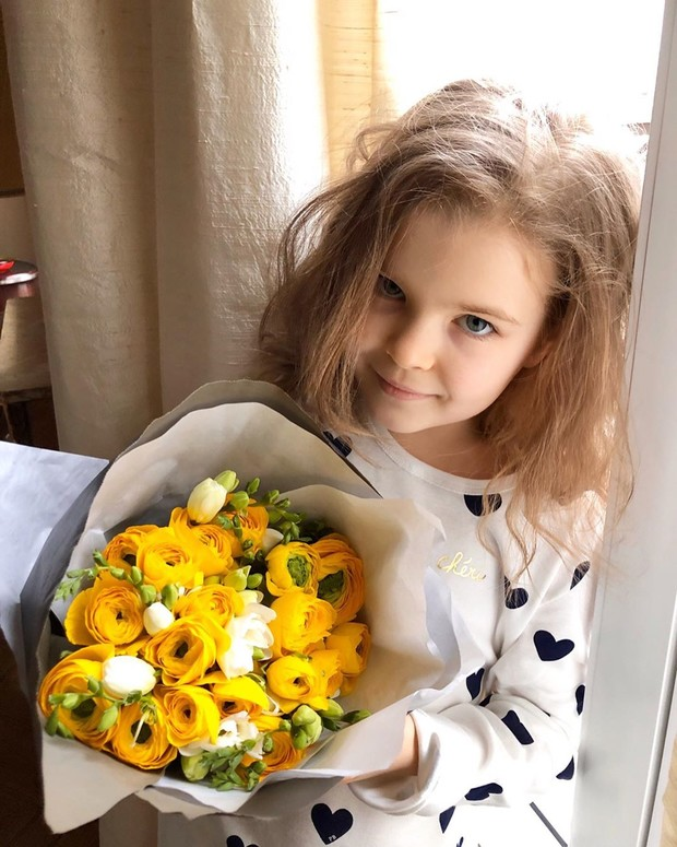 Фото №3 - Подкаминская показала, как выросла ее дочь от первого брака