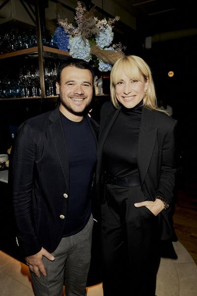 Эмин Агаларов и Марика
