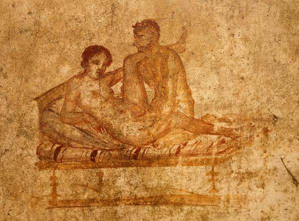 Секс в искусстве помпеи