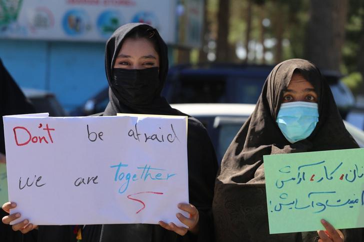 Фото №3 - Охота на ведьм: в Афганистане начались расправы над женщинами легкого поведения