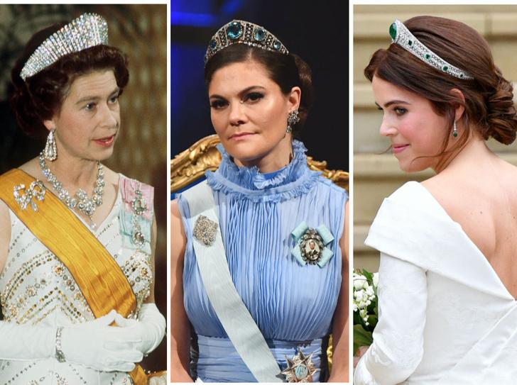 Фото №1 - Из России с любовью: почему европейские монархи начали носить тиары-кокошники