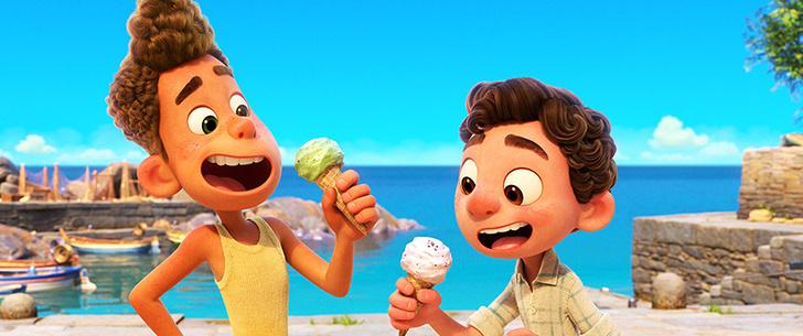 Фото №1 - Готовим ту самую пасту из мультфильма «Лука» от Pixar 😋