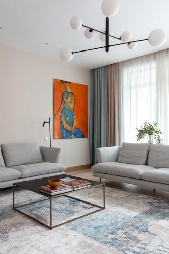 Фото №3 - Квартира для молодой семьи в Алма-Ате