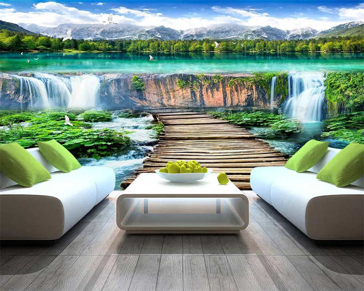 Фотообои с пейзажами