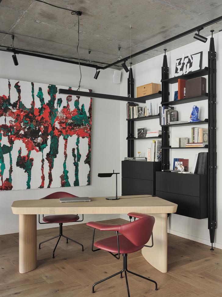 Фото №5 - Новый офис Vadim Maltsev Design в Санкт-Петербурге