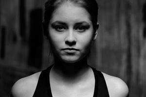 Юля Липницкая в рекламе adidas