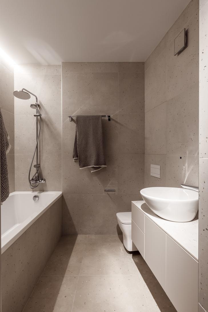Фото №12 - Стильная квартира с бюджетным ремонтом в Краснодаре