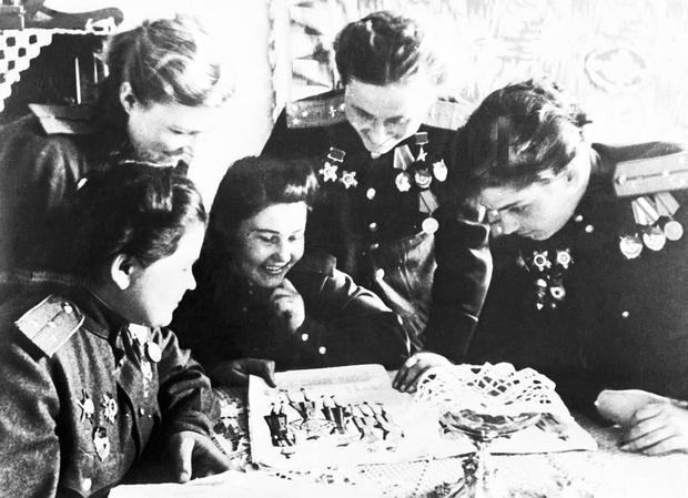 Фото №3 - «Ночные ведьмы»: советские летчицы, которых боялись все немецкие солдаты
