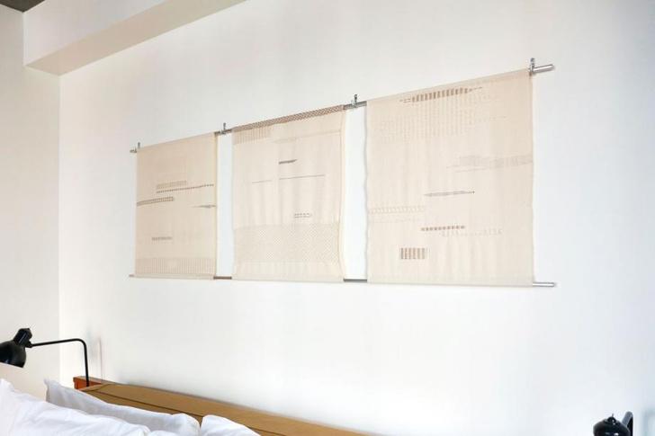 Фото №8 - Новый Ace Hotel в Бруклине с коллекцией текстильного искусства