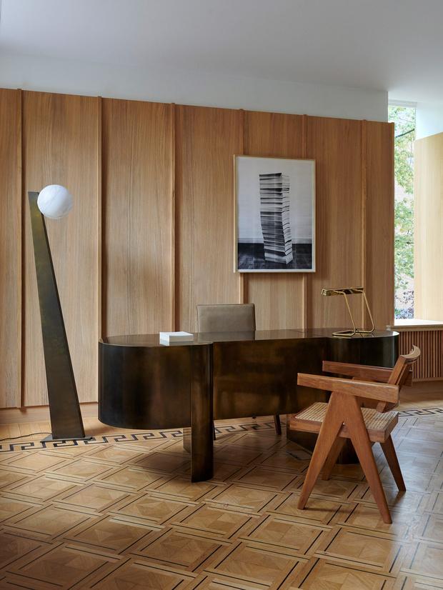 Фото №6 - Офис в Амстердаме по проекту студии Framework