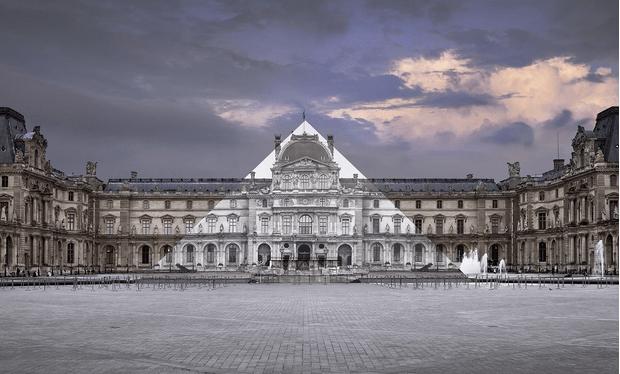 Фото №4 - Инсталляция JR на фасаде палаццо во Флоренции
