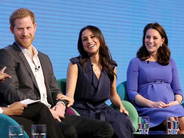 Фото №1 - Благородный жест: почему Кейт хочет помириться с Гарри и Меган (несмотря ни на что)