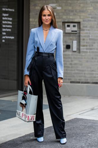 Фото №2 - Как выбрать идеальные брюки по типу фигуры