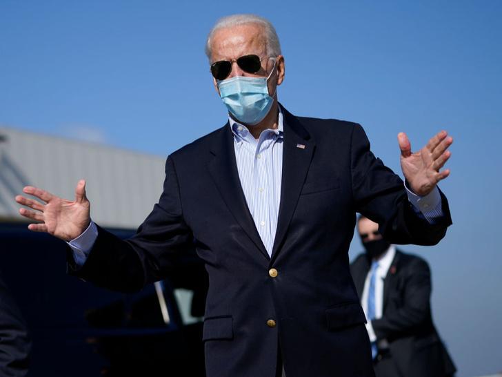 Фото №12 - Темная сторона Джо Байдена: 5 скелетов в шкафу нового президента США