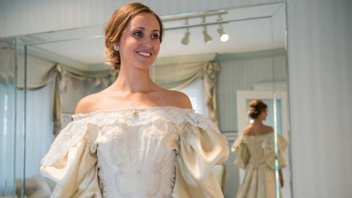 Фото №16 - Кружева истории: самые старые свадебные платья в мире