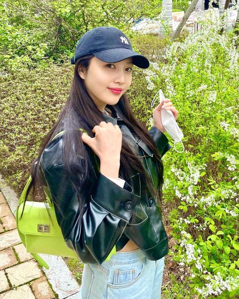 Фото №1 - Джой из Red Velvet исполнит главную роль в новой дораме