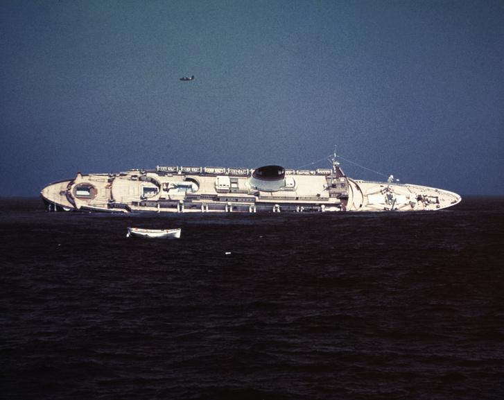 Фото №8 - «Титаник» здорового человека: история гибели лайнера почти со счастливым концом