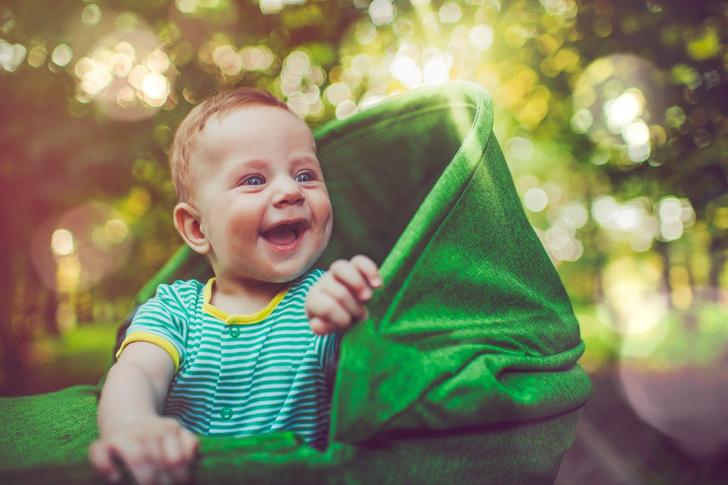 как развивать ребёнка с рождения